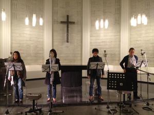 Luminariemusic2012chapel
